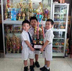 Lomba PERSENI tingkat TK Se-DKI Jakarta